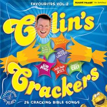 Product: Colin's Crackers: 26 Cracking Bible Songs Image