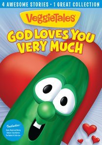 Product: Dvd Veggietales : God Loves You Very Much Image