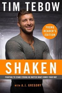 Product: Shaken: The Young Reader's Edition Image
