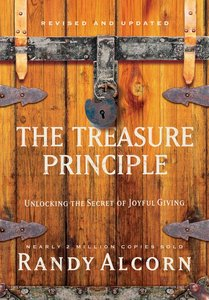 Product: Treasure Principle, The: Unlocking The Secret Of Joyful Giving (Revised & Updated Edition) Image