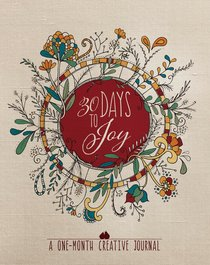 Product: 30 Days To Joy: A One-month Creative Devotional Journal Image
