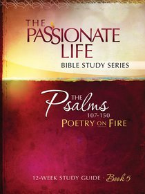 Product: Tplbs #05: Psalms - Poetry On Fire Image