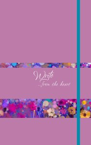 Product: Write Journal: From The Heart (Orchid) Image