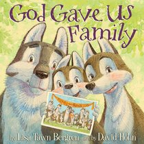 Product: God Gave Us Family Image