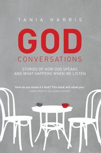 Product: God Conversations: Stories Of How God Speaks And What Happens When We Listen Image