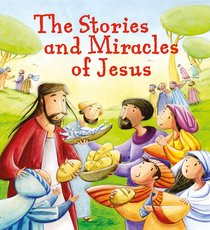 Product: Stories And Miracles Of Jesus, The Image