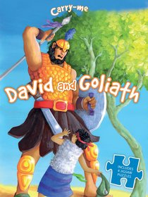 Product: Carry Me Puzzle Book: David And Goliath Image