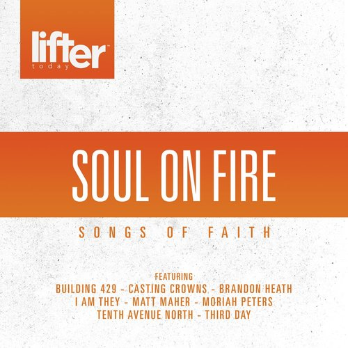 Product: Soul On Fire - Songs Of Faith Image