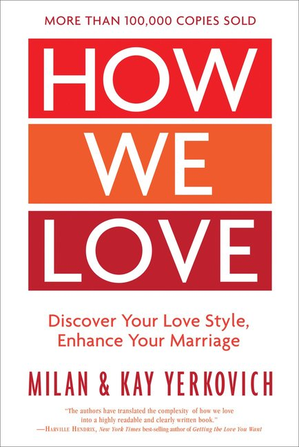 Product: How We Love: Discover Your Love Style, Enhance Your Marriage (Expanded Edition) Image
