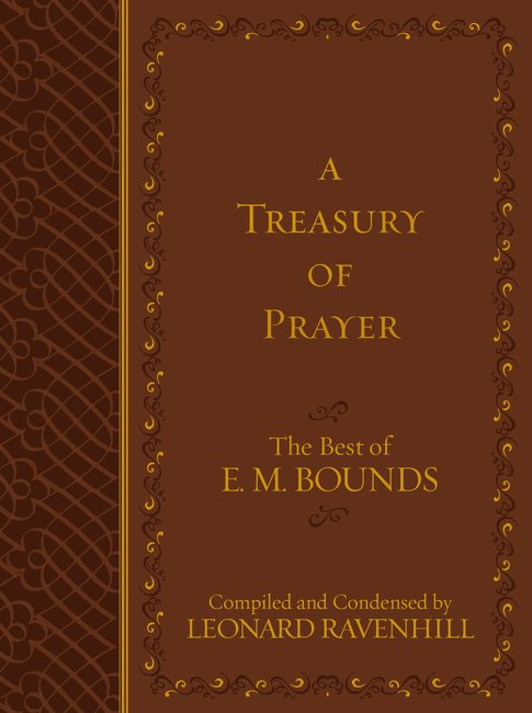 Product: Treasury Of Prayer: The Best Of E.m. Bounds (Compiled And Condensed) Image