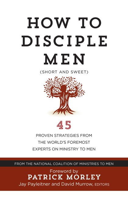 Product: How To Disciple Men: Short And Sweet - 45 Proven Strategies From The World's Foremost Experts On Ministry To Men Image