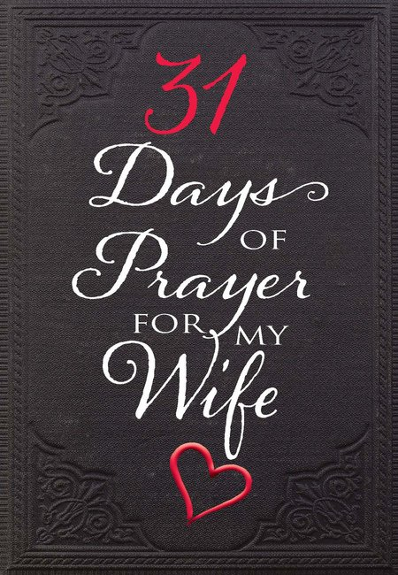 Product: 31 Days Of Prayer For My Wife Image