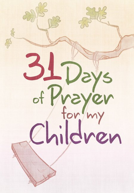 Product: 31 Days Of Prayer For My Children Image