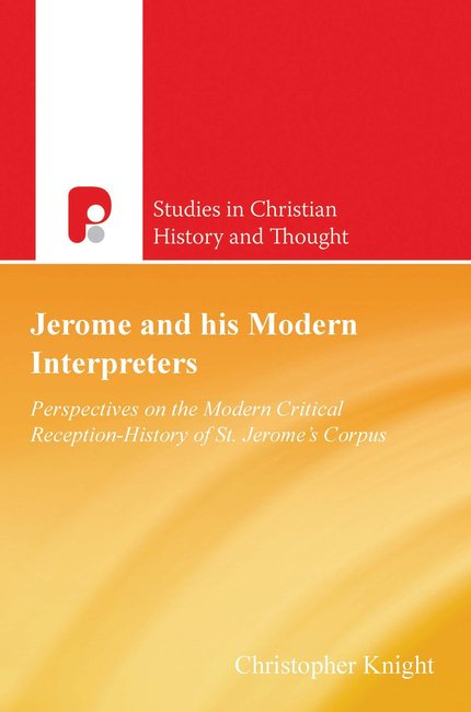Product: Scht: Jerome And His Modern Interpreters Image