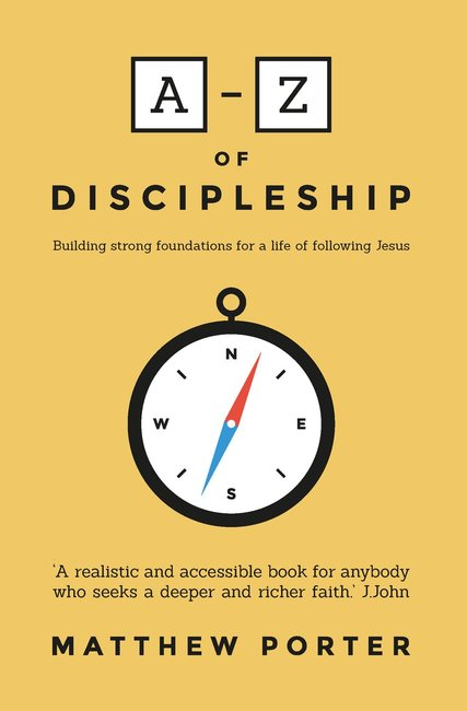 Product: A-z Of Discipleship (Ebook) Image