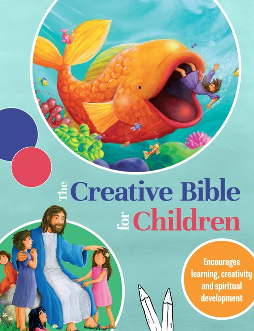 Product: Creative Bible For Children, The Image