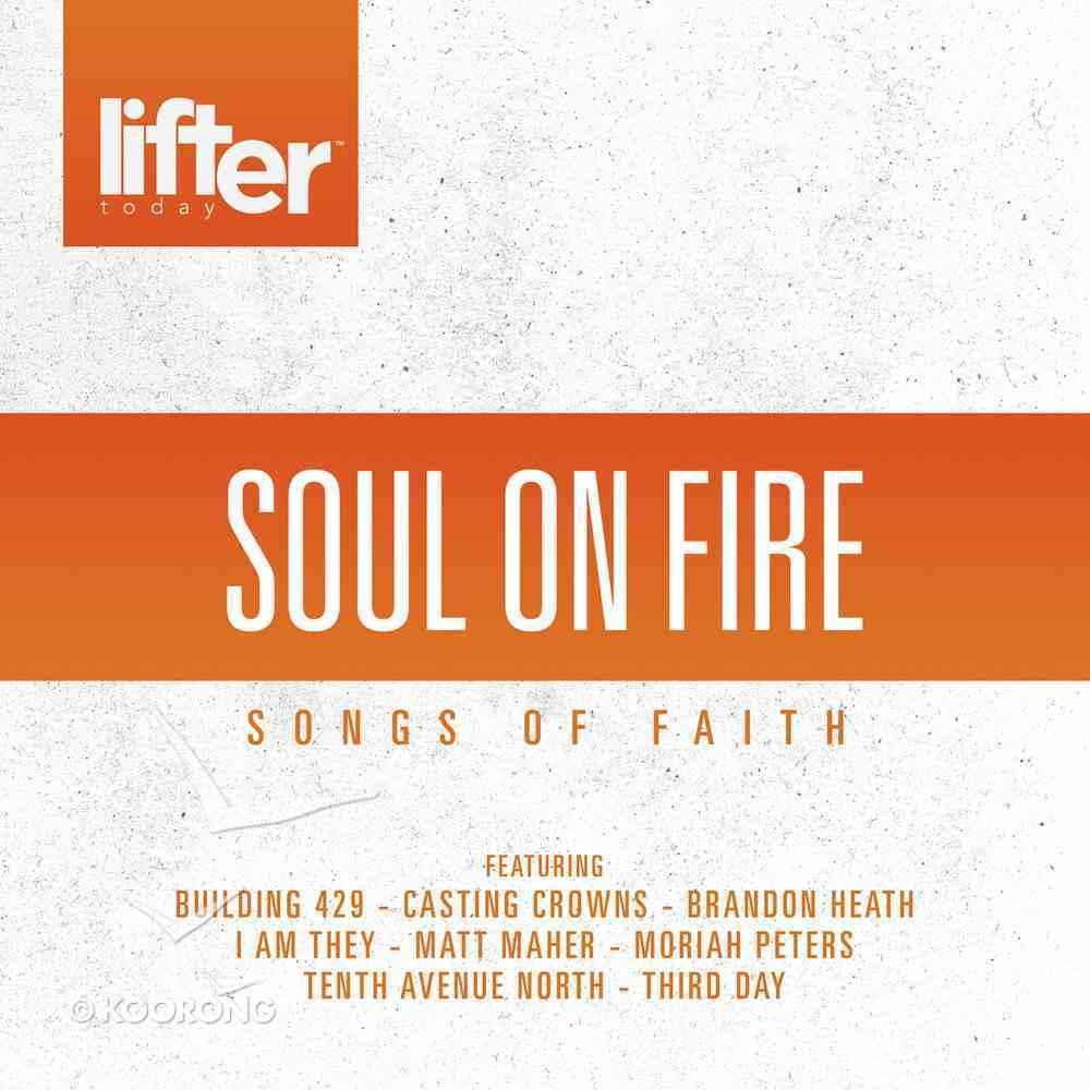 Soul on Fire - Songs of Faith CD