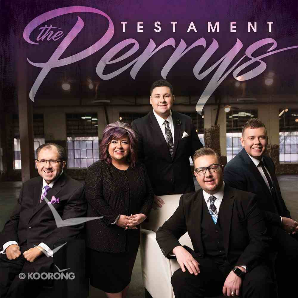 Testament CD