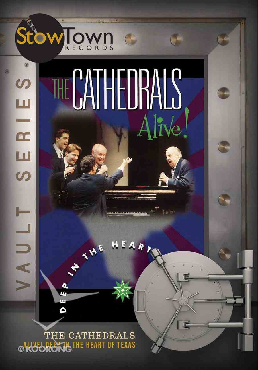 The Cathedrals Alive!: Deep in the Heart of Texas DVD