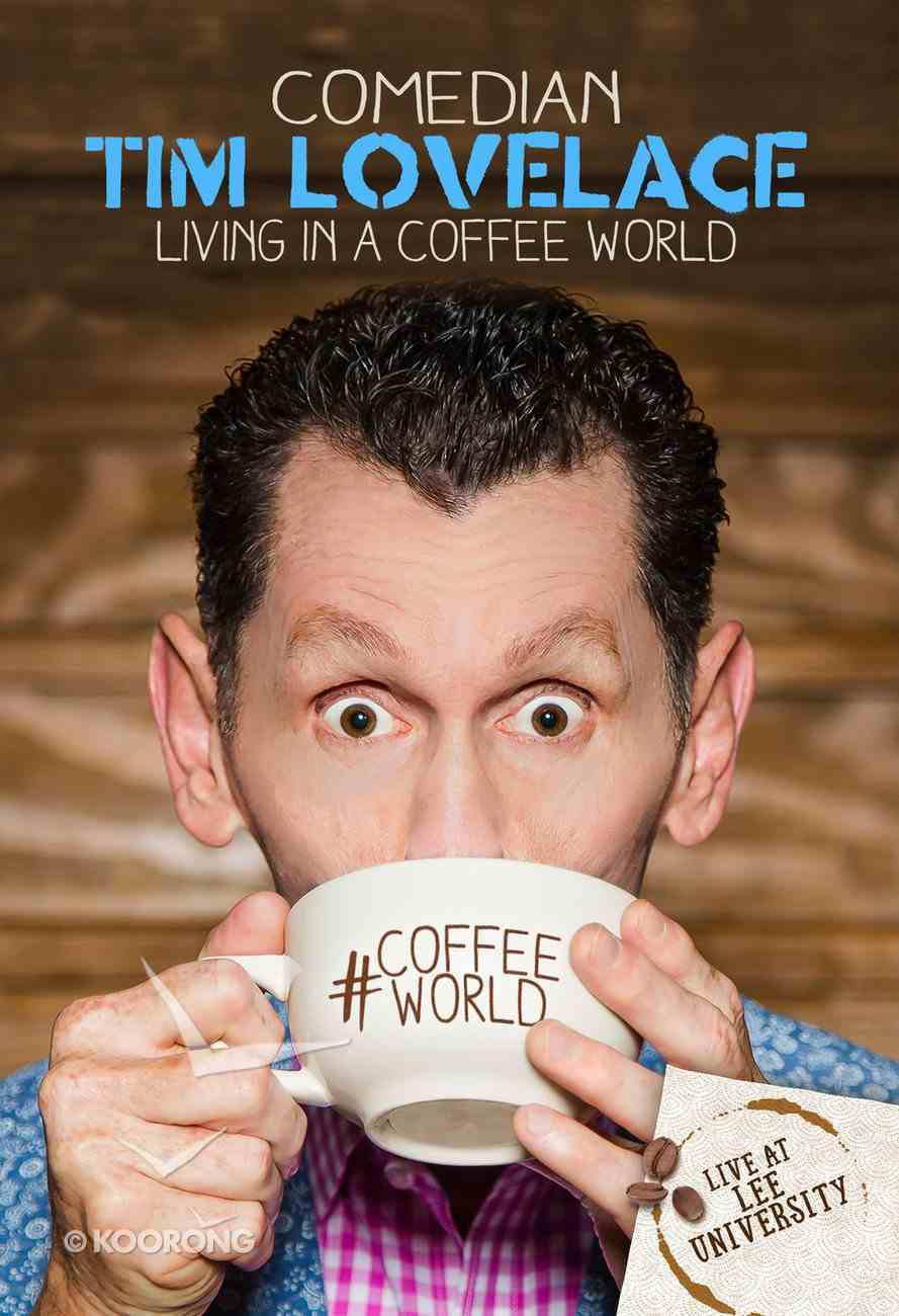 Living in a Coffee World DVD