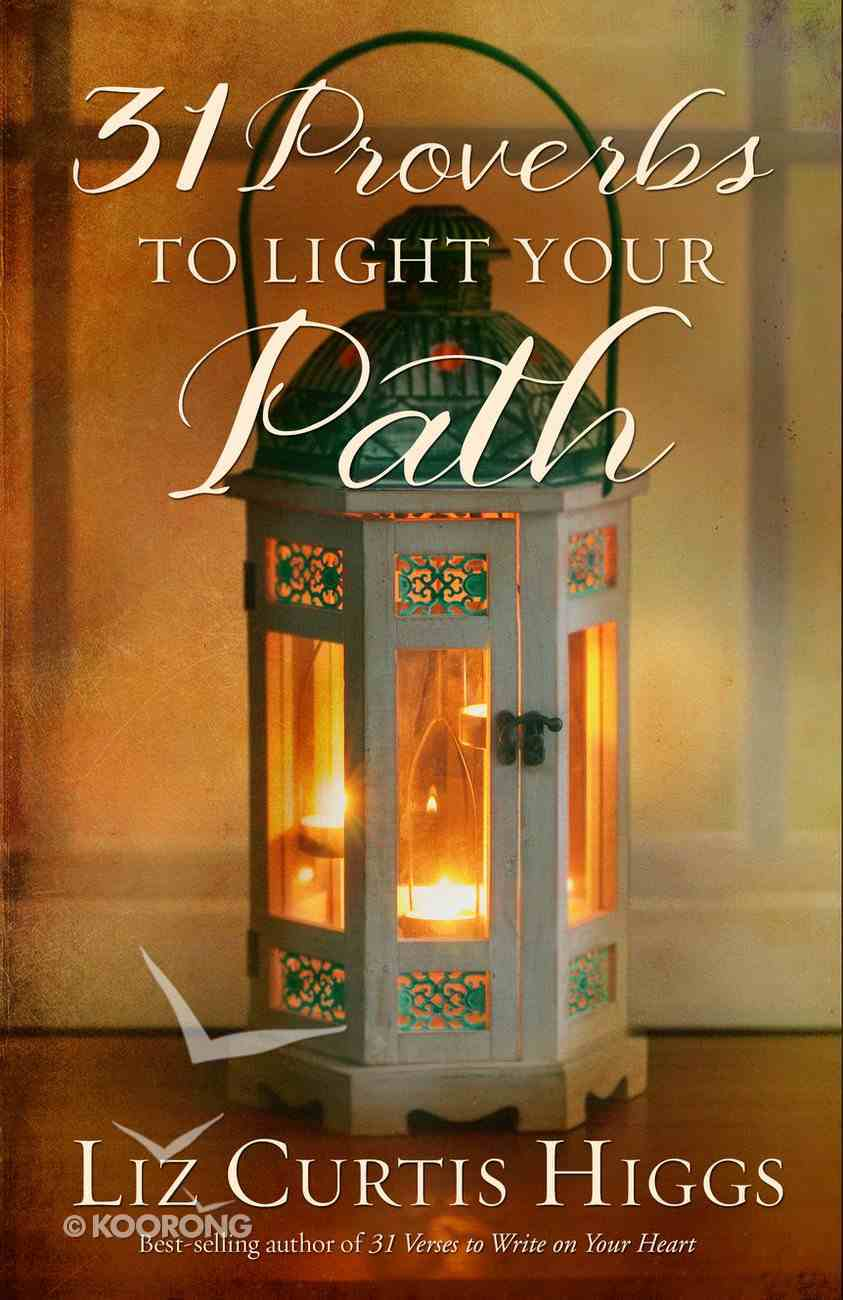 31 Proverbs to Light Your Path Hardback