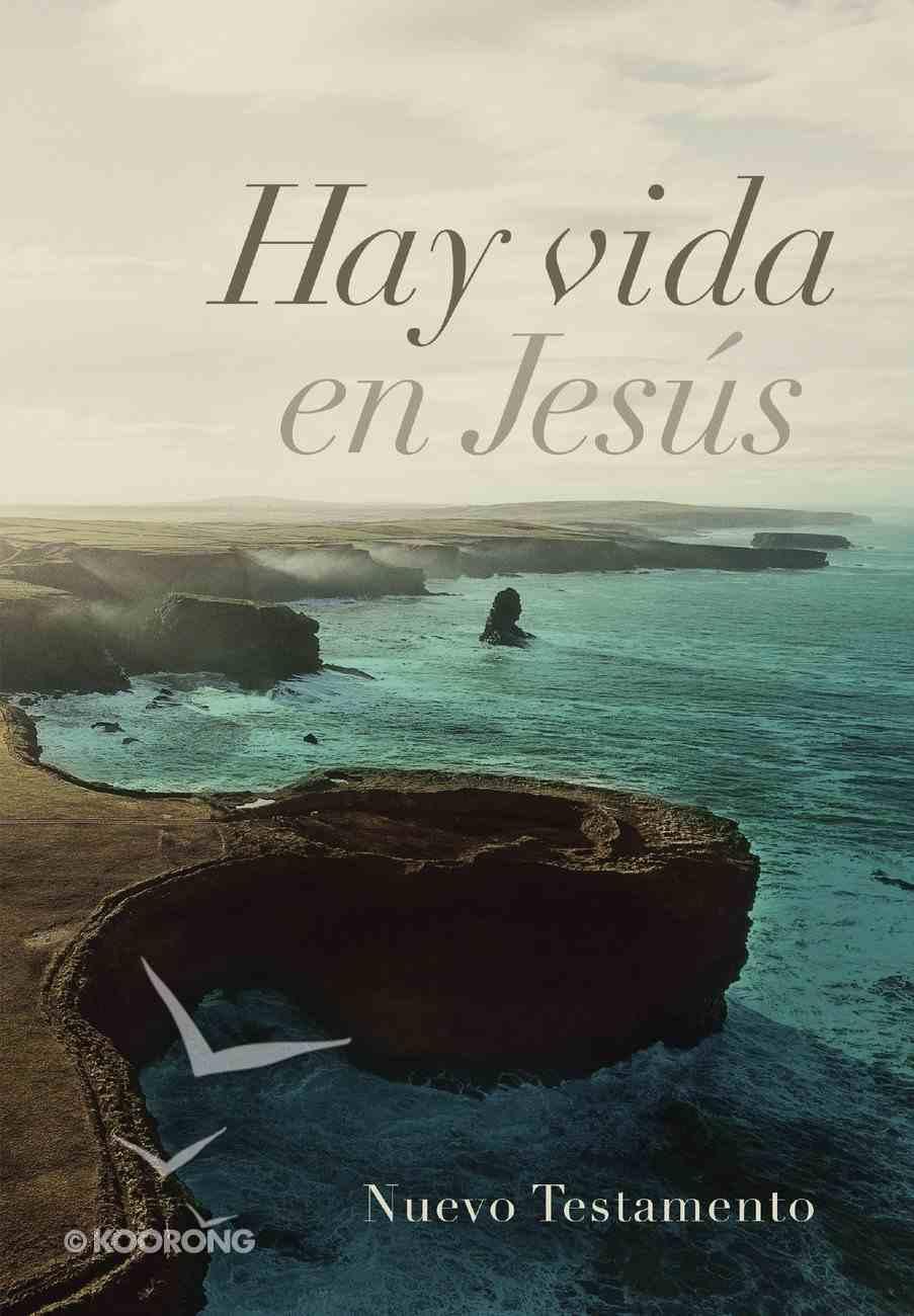 Rvr Nueva Testamento Hay Vida En Jesus (Here's Hope New Testament) Paperback