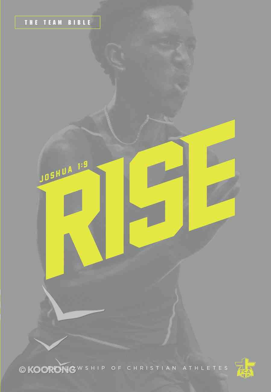 Fca Team Bible: Rise Edition Paperback