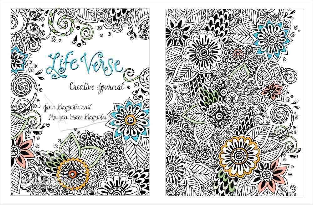 Life Verse Creative Journal Set Paperback
