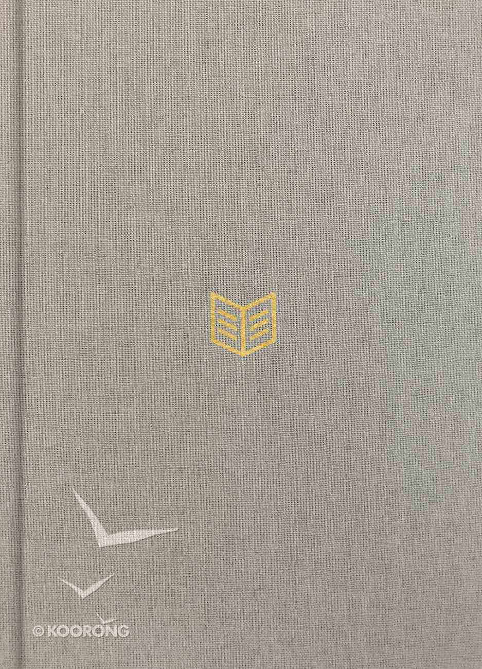 CSB She Reads Truth Bible Gray Linen Indexed Hardback
