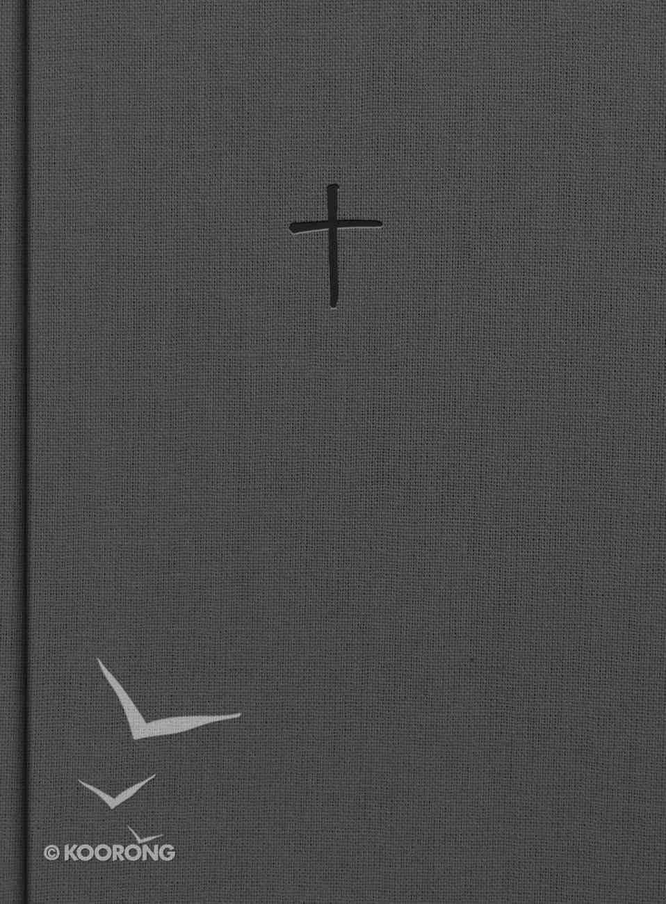 CSB Apologetics Study Bible Charcoal Hardback