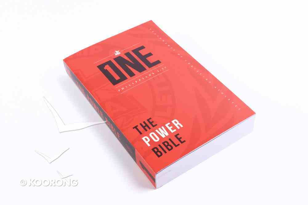 Power Bible One Edition Paperback