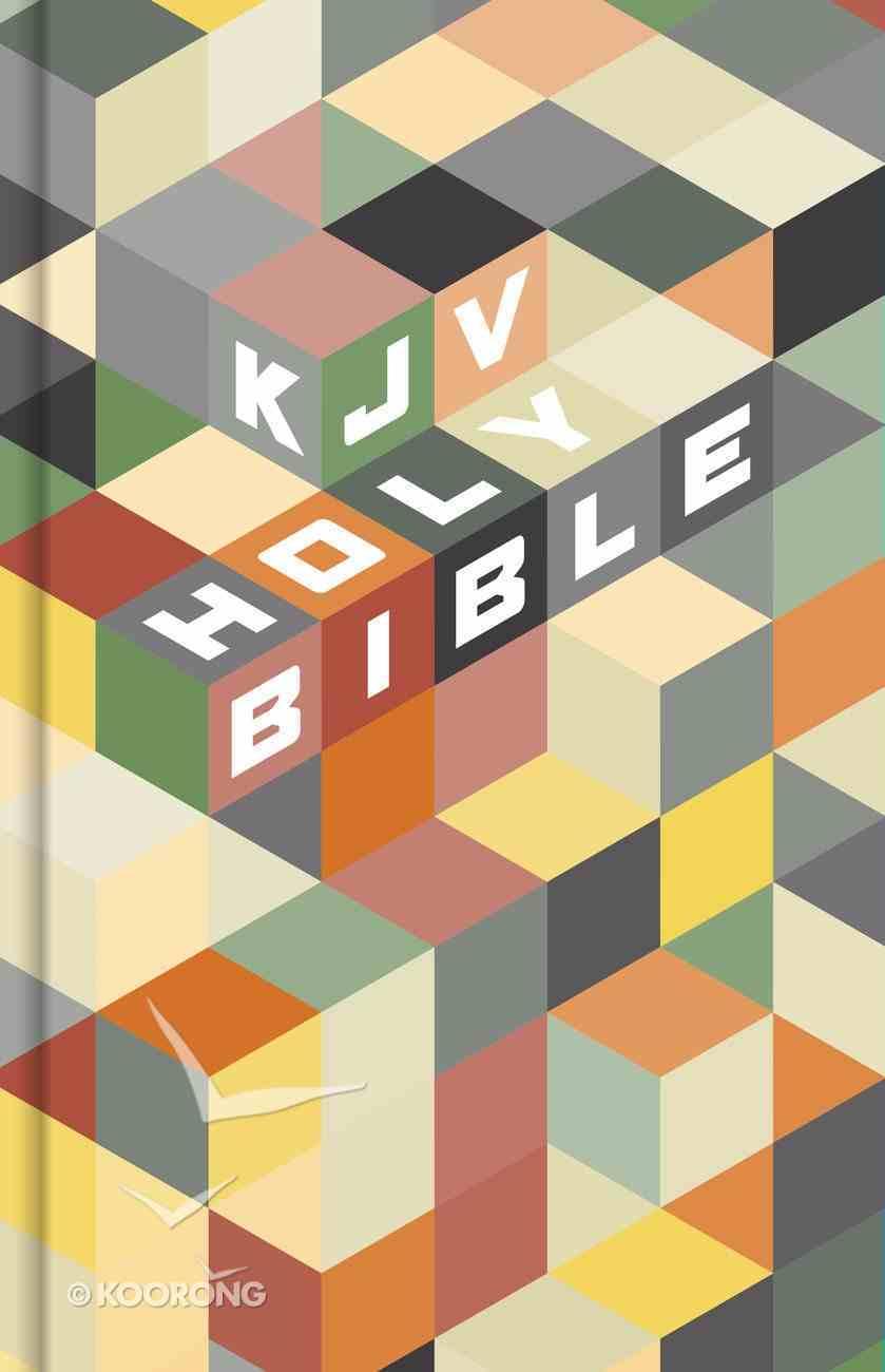 KJV Kids Bible Hardcover Hardback