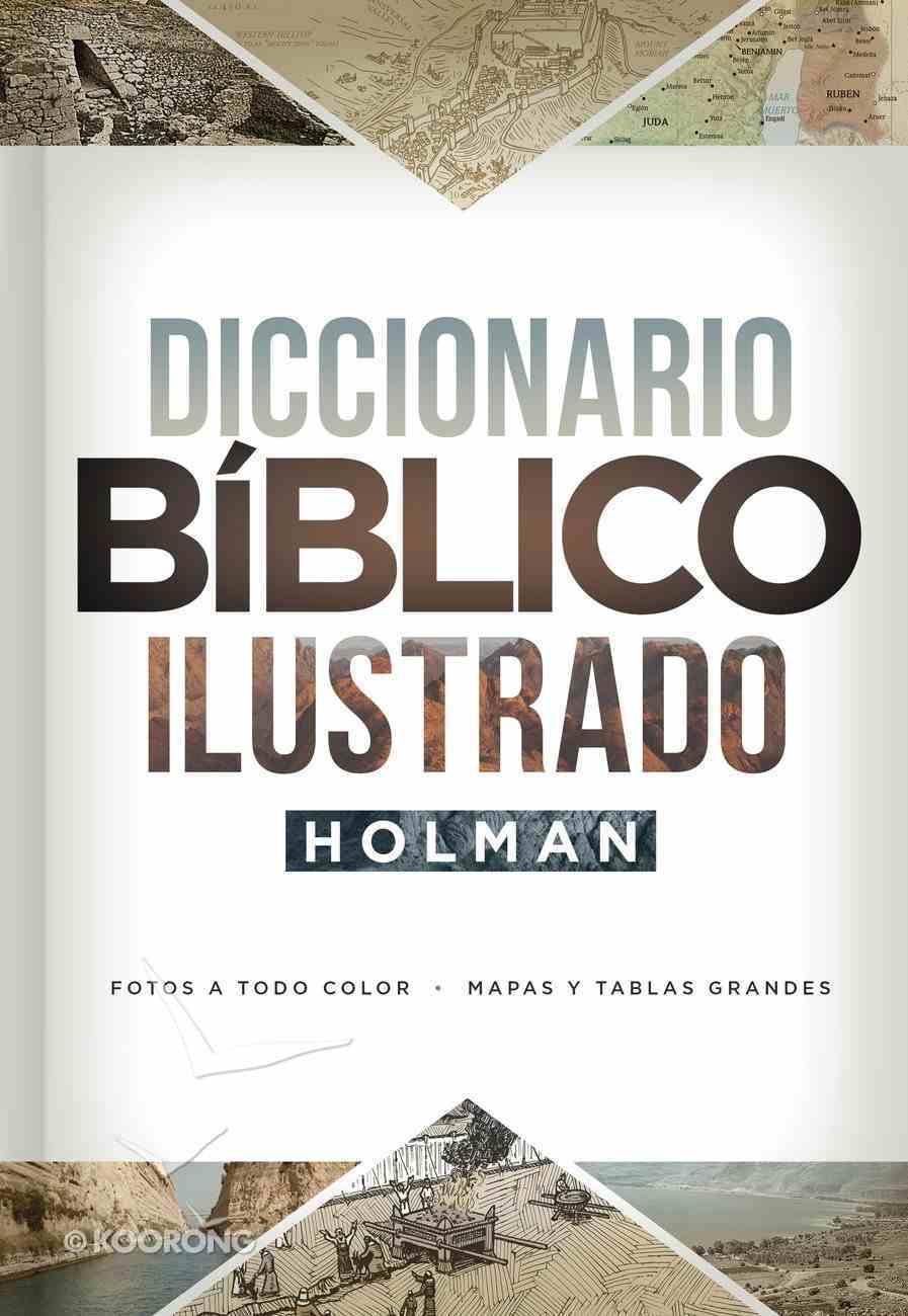 Diccionario Bblico Ilustrado Holman Hardback