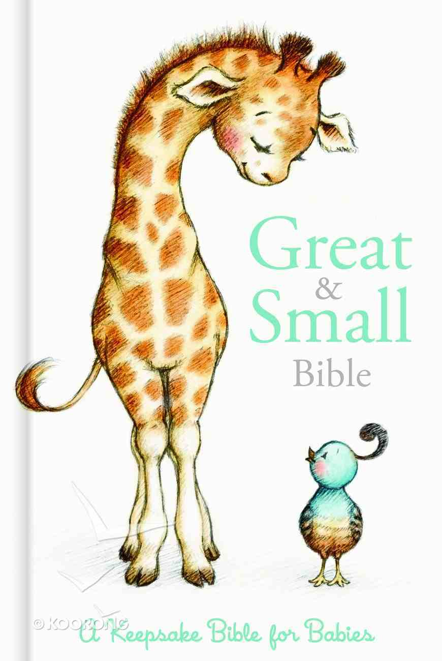 CSB Great and Small Bible Boxed Hardback