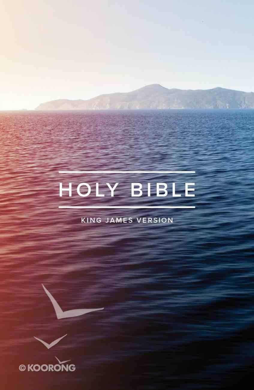 KJV Outreach Bible Paperback