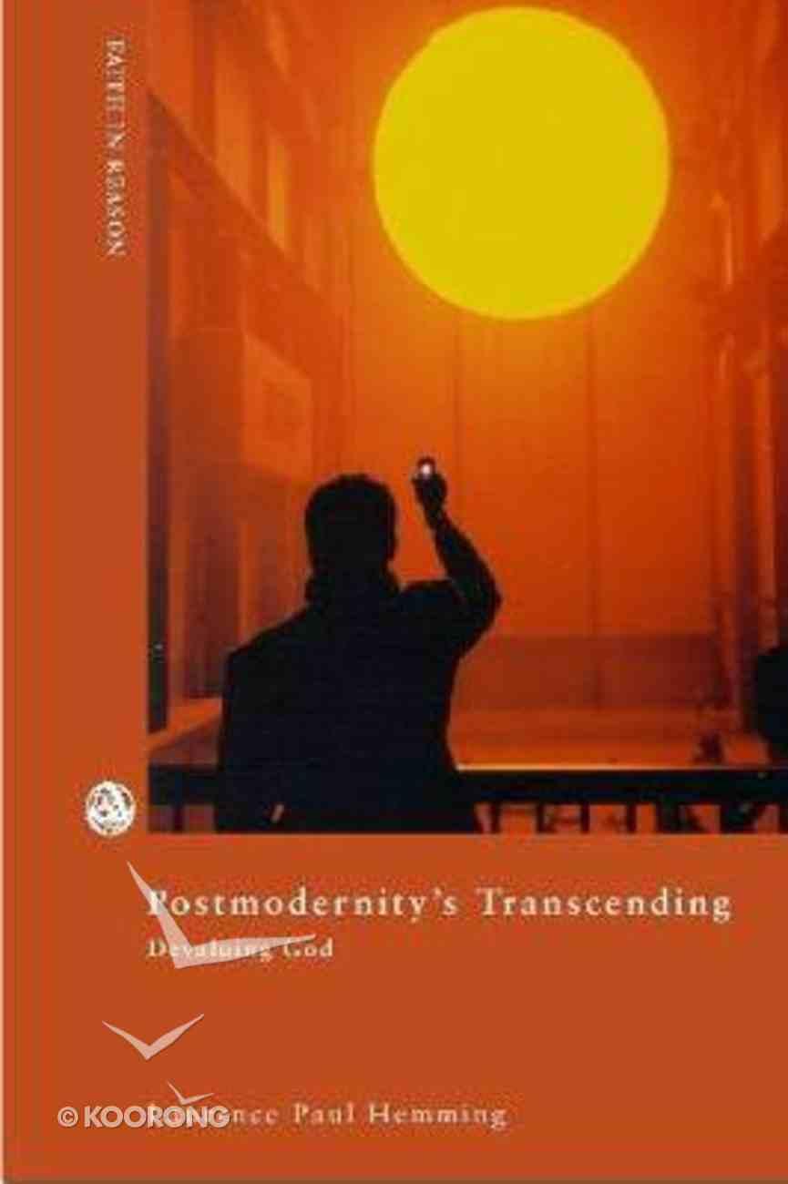 Postmodernity's Transcending Hardback