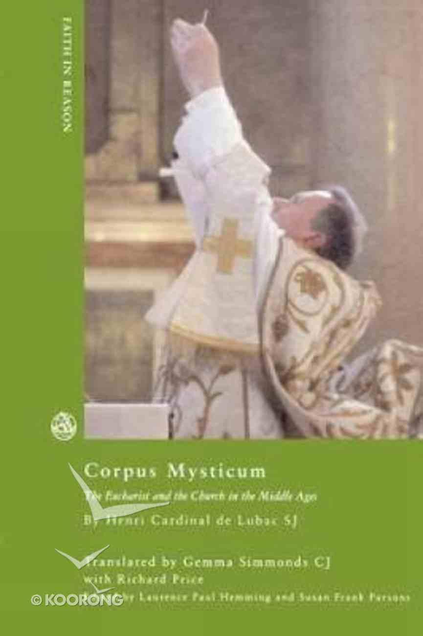 Corpus Mysticum Paperback