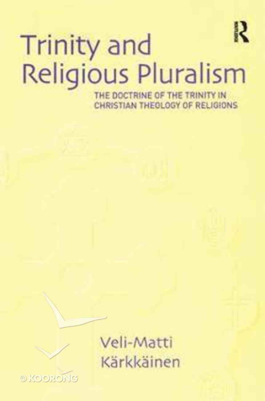 Trinity and Religious Pluralism Paperback