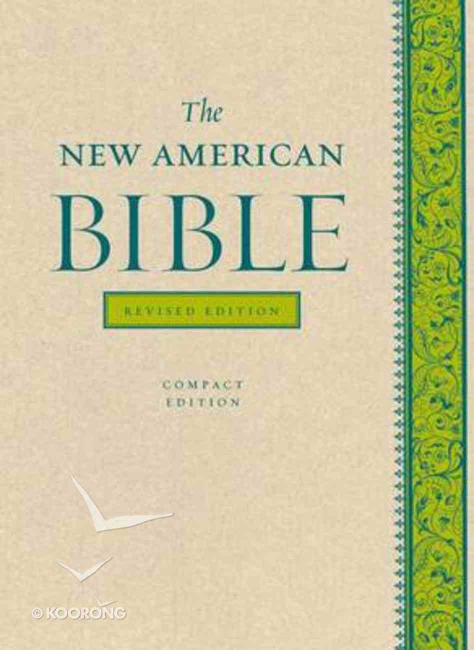 Nab New American Bible Revised Edition Black Blue Imitation Leather