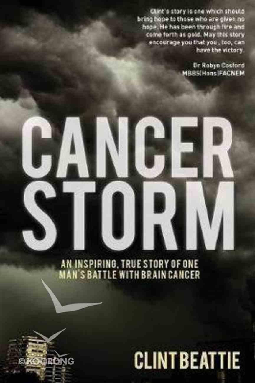 Cancer Storm Paperback