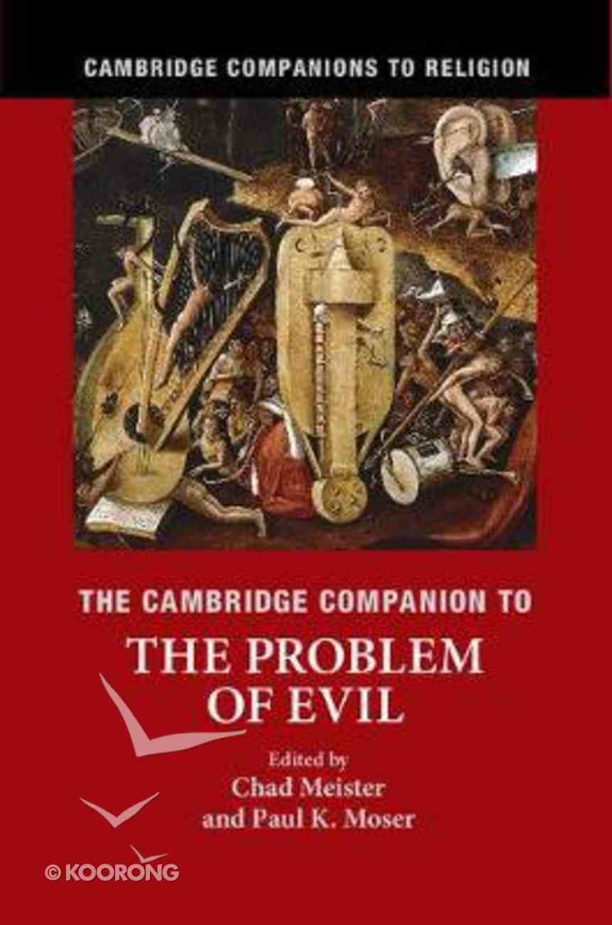 The Cambridge Companion to the Problem of Evil Paperback