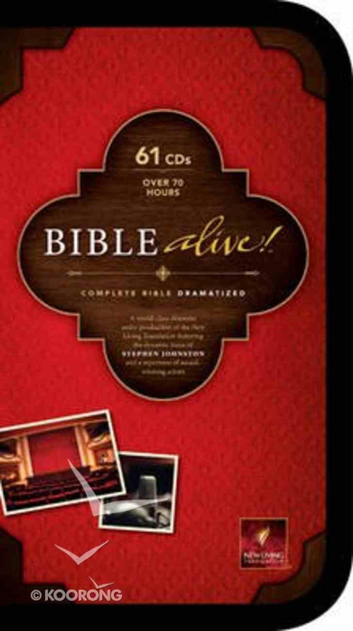 NLT Bible Alive! CD