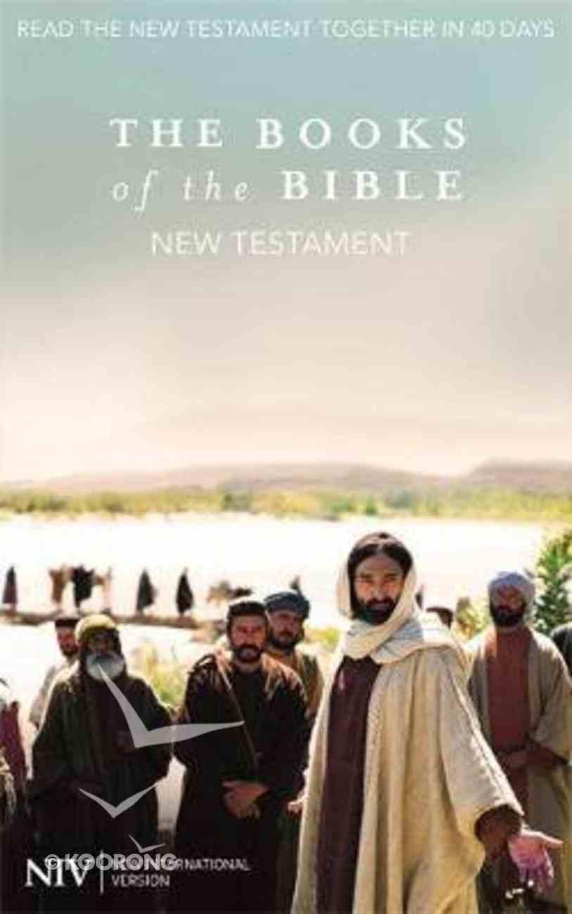 NIV Lumo Jesus Books of the Bible Paperback