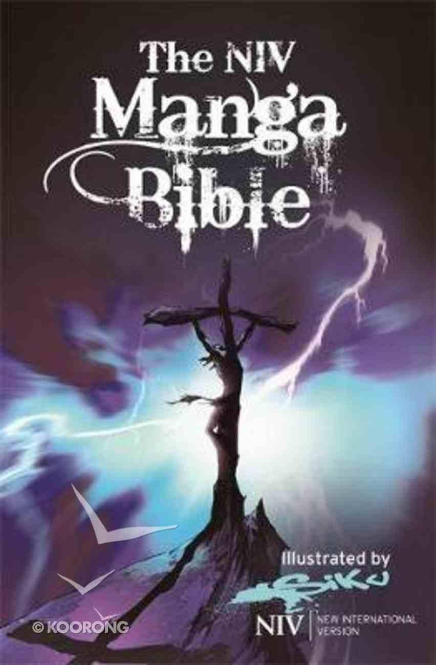 NIV Manga Bible Paperback Paperback