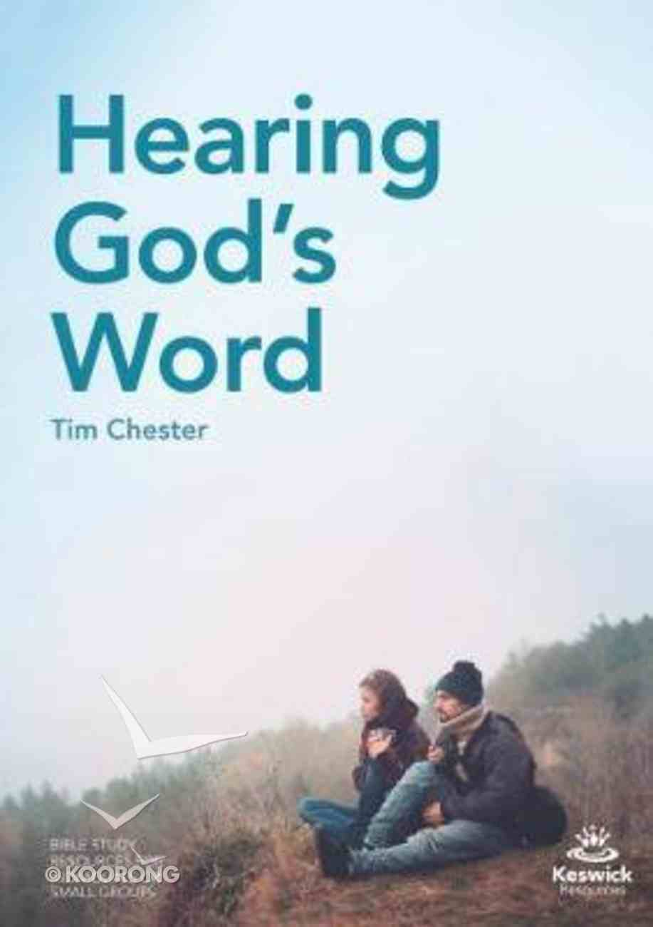 Hearing God's Word Paperback