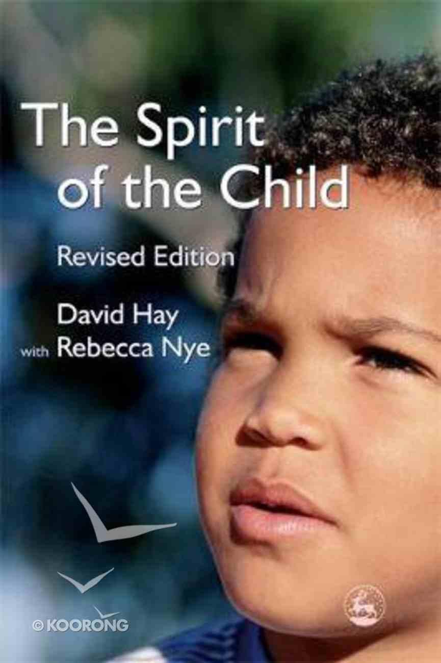 Spirit of the Child Paperback