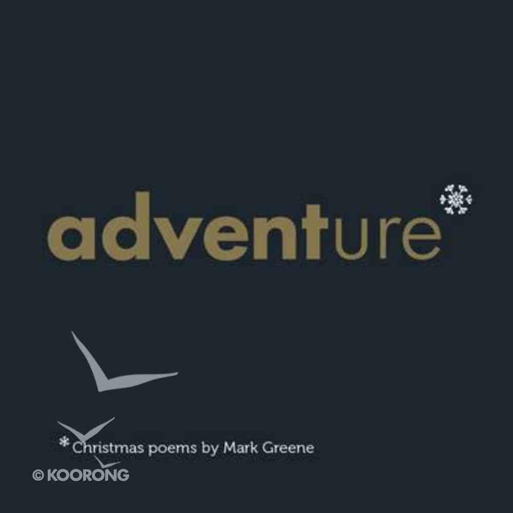 Adventure: Christmas Poems Paperback