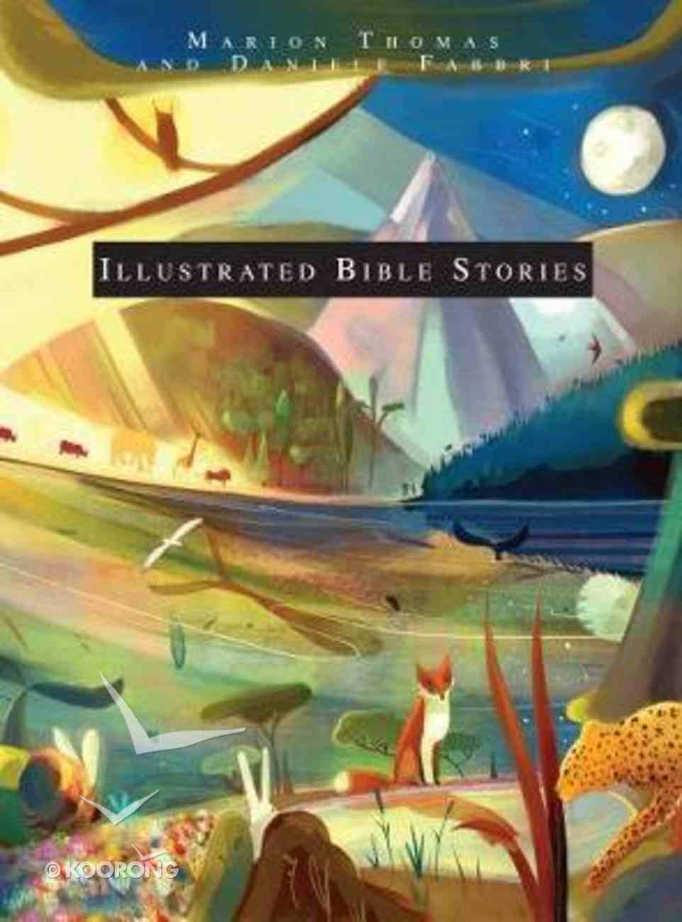 Illustrated Bible Stories Hardback