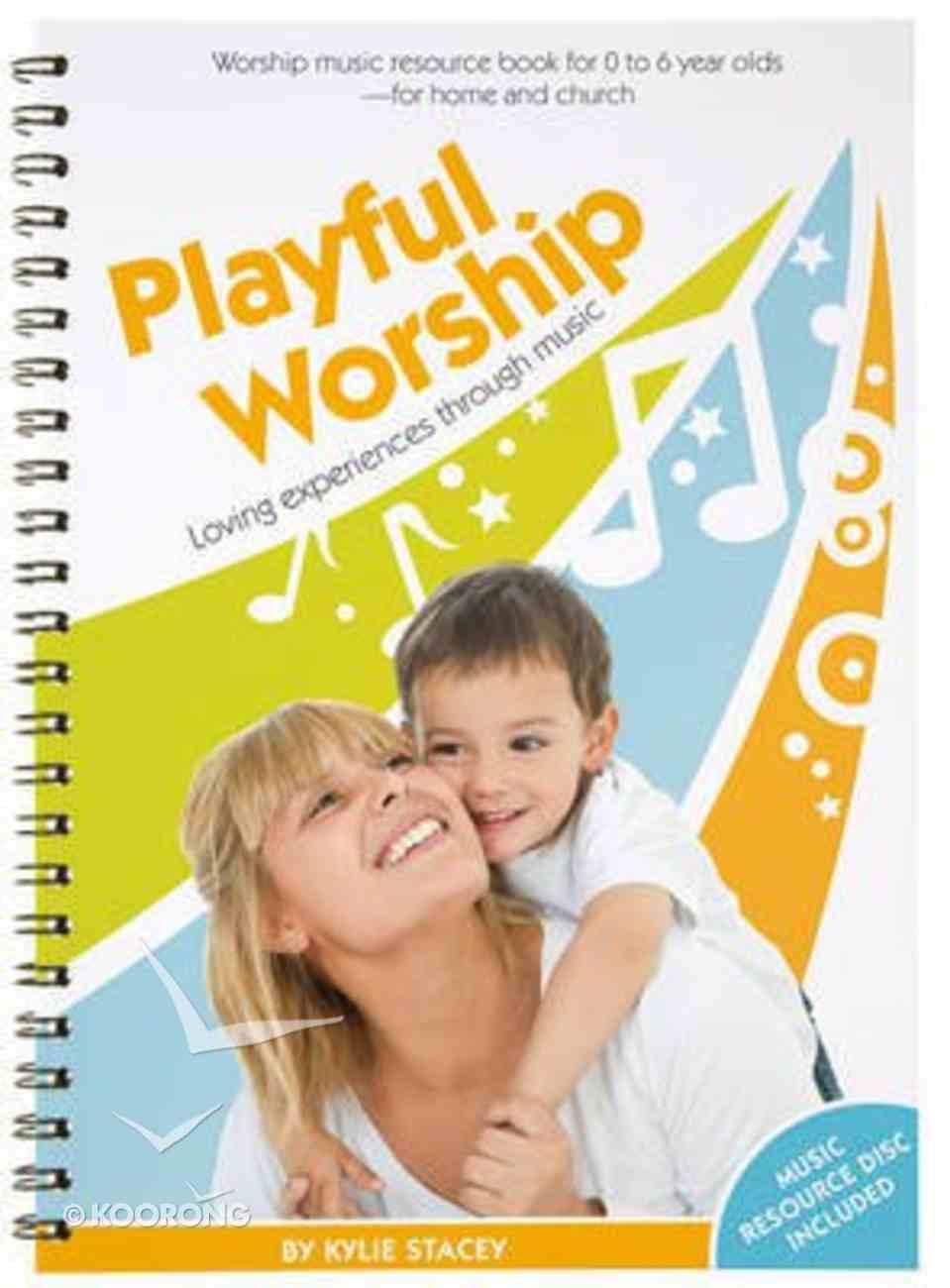 Playful Worship Paperback