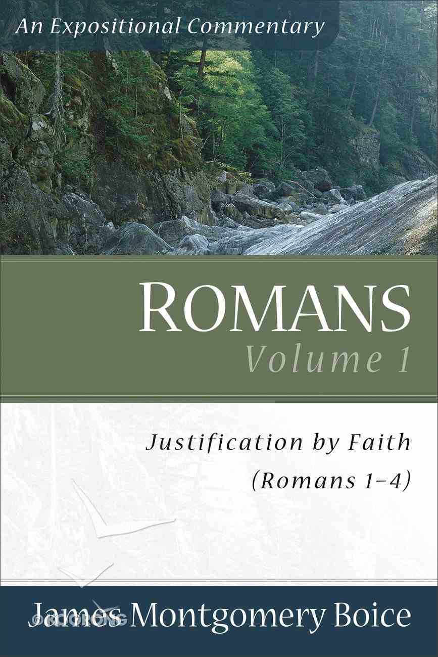 Romans (Volume 1) (Expositional Commentary Series) Paperback